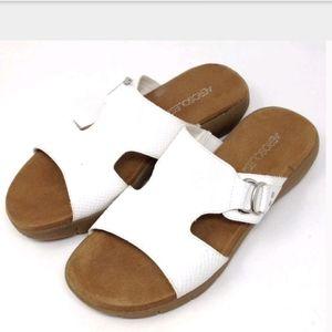 Aerosoles Sandals Women's New Wip White 9.5